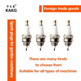 Spark plugs for agricultural machinery