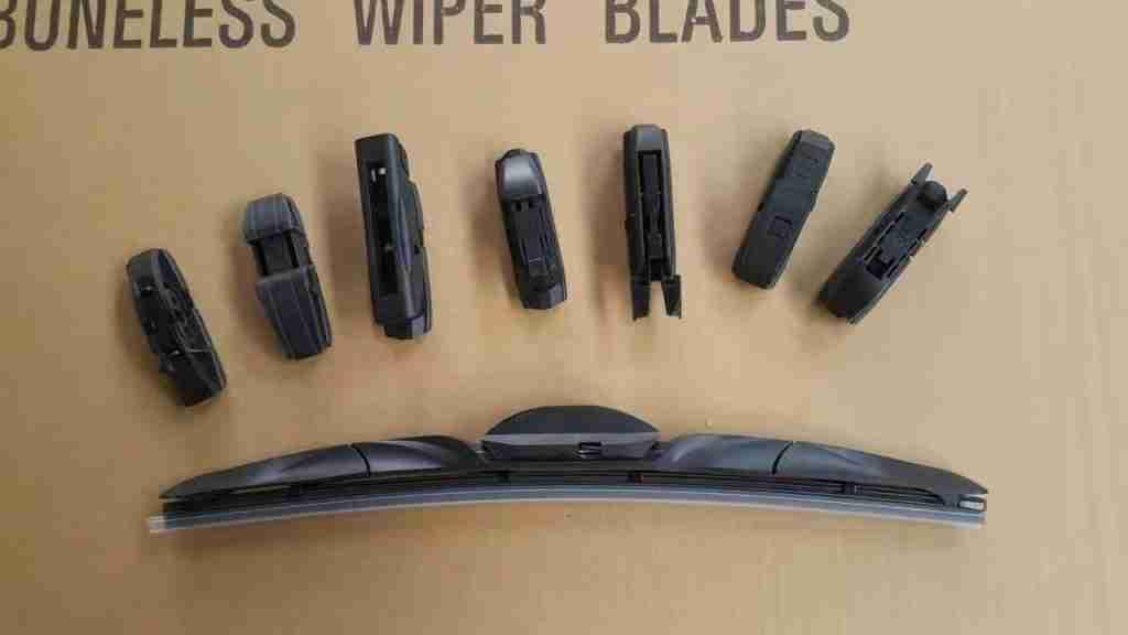 Dedicated wiper