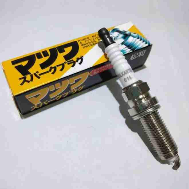 Spark Plug Double Iridium Type