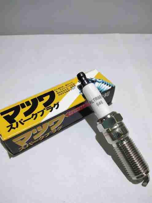 High hardness spark plug