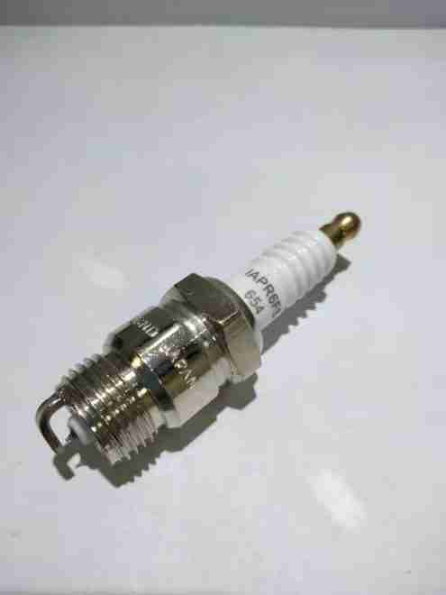 High-end automotive spark plugs